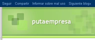 logo blog putaempresa