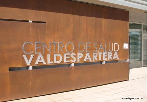 centro salud valdespartera