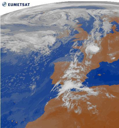 imagen eumetsat meteorologia