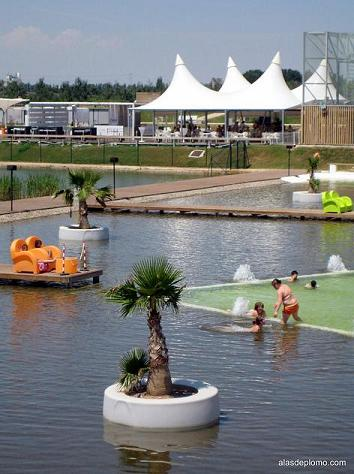 playas zaragoza piscina parque buñuel