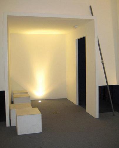 espacio minimalista para mínimos