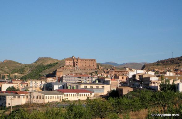 panoramica illueca comarca del aranda