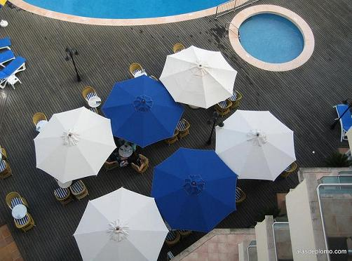 piscina de hotel camp de mar mallorca