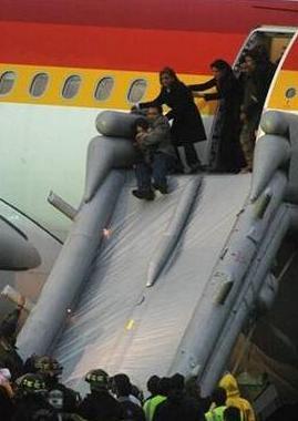 TCP Evacuación