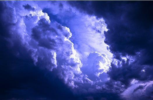 tormenta cumulonimbo