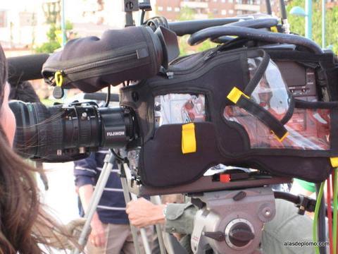 camara de television oculta y publica