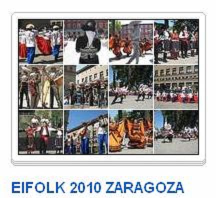 encuentro internacional flolklore eifolk 2010 zaragoza