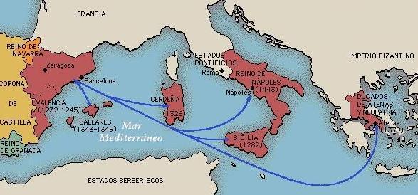 mapa del reyno de aragon