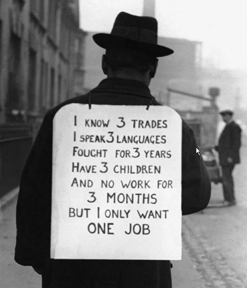 imagen depresion economica crisis 1929