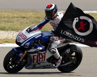 jorge lorenzo campeon mundo moto gp
