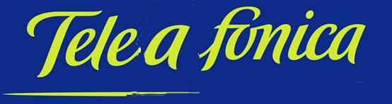 teleafónica logotipo chungo