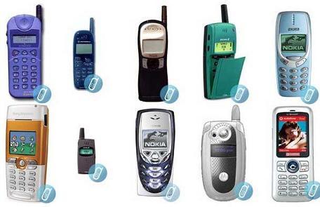 telefonos moviles modelos