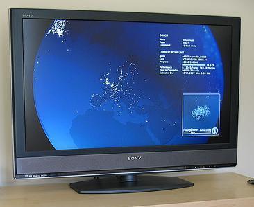 un televisor estético