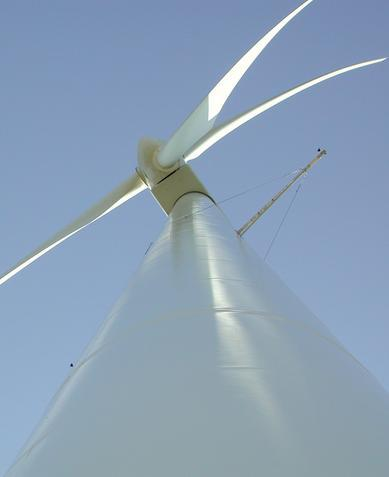 generador eolico molino de viento