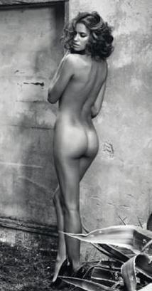 novia de ronaldo desnuda Irina shayk