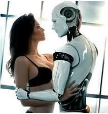 robot humanizado e inteligente