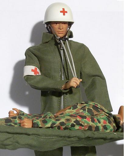 medico militar sanidad del ejercito
