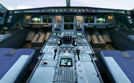 cabina de airbus 330