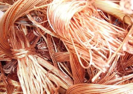 cable de cobre robado