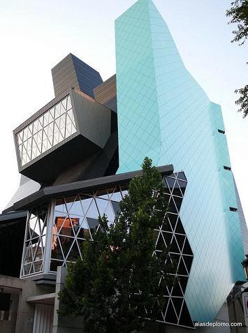 edificio museo pablo serrano zaragoza