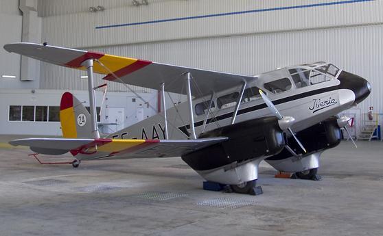 antigua iberia lineas aereas españolas