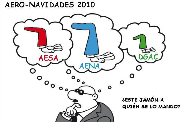 autoridades aviacion civil españa