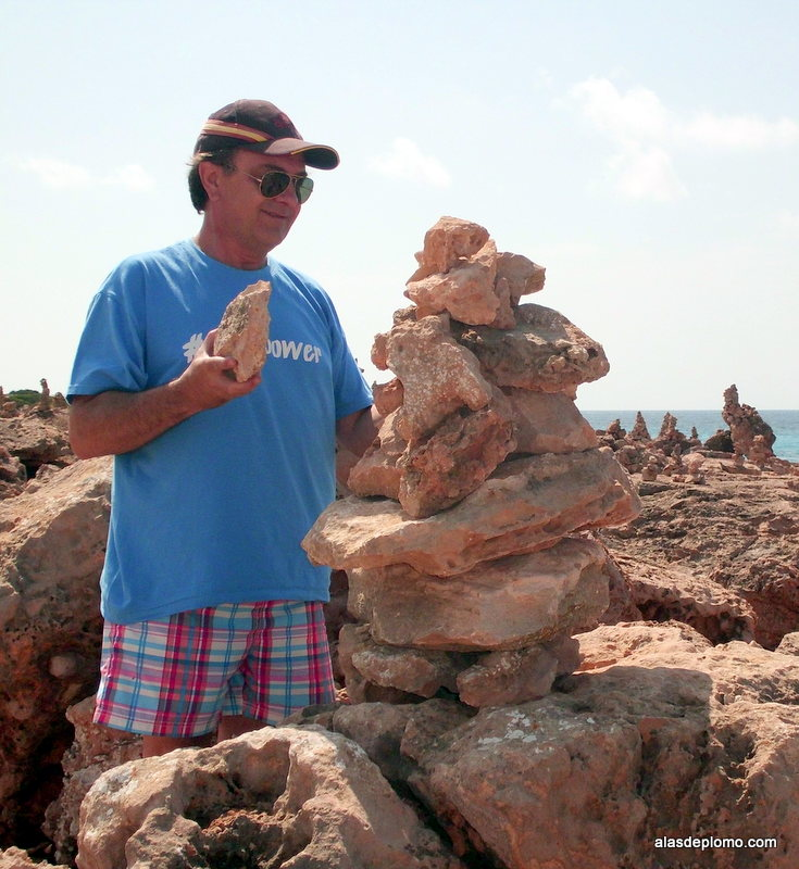 piedra a piedra se hace un castillo