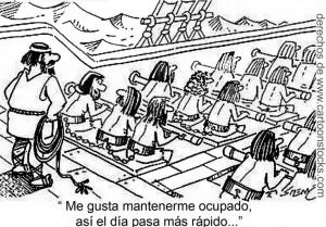 navegando en galeras