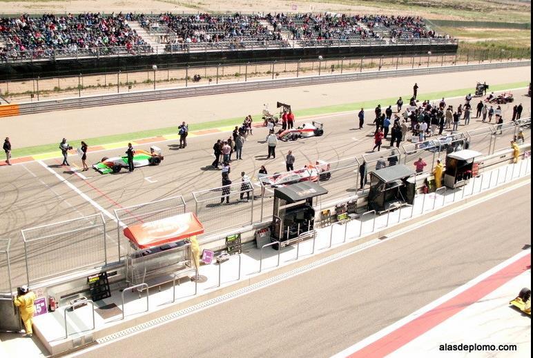 Carrera de World Series Renault