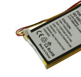 batería navegador GPS